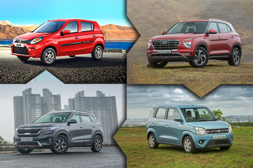 जुलाई 2020 में सबसे ज्यादा बिकीं ये दस कारें
