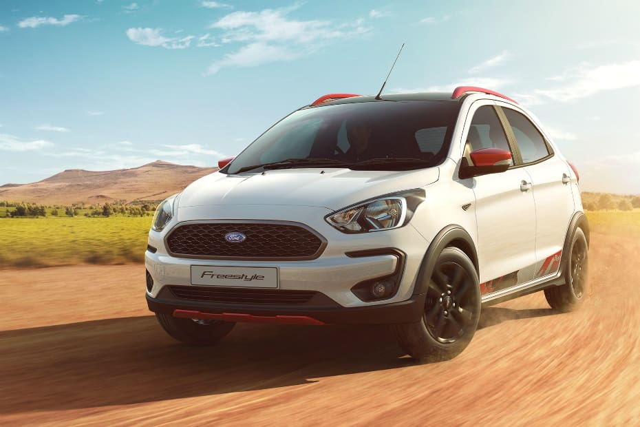 Ford Launches Freestyle Flair At Rs 7.69 Lakh Ahead Of The Festive Rush In India