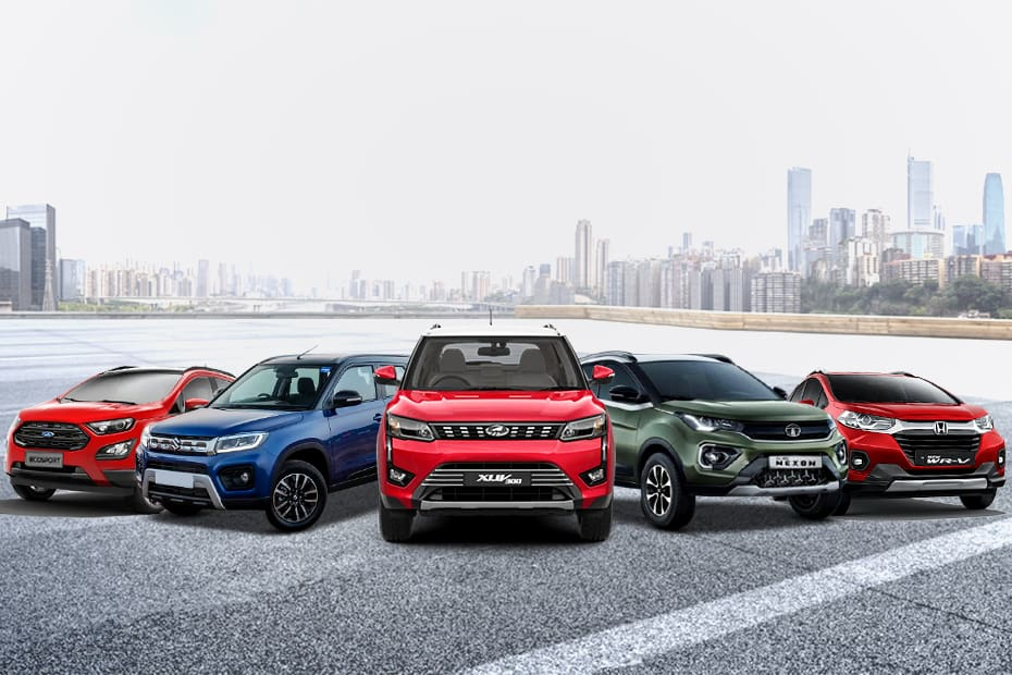Which Sub-4 Metre SUV Is Being Offered With The Most Discount?