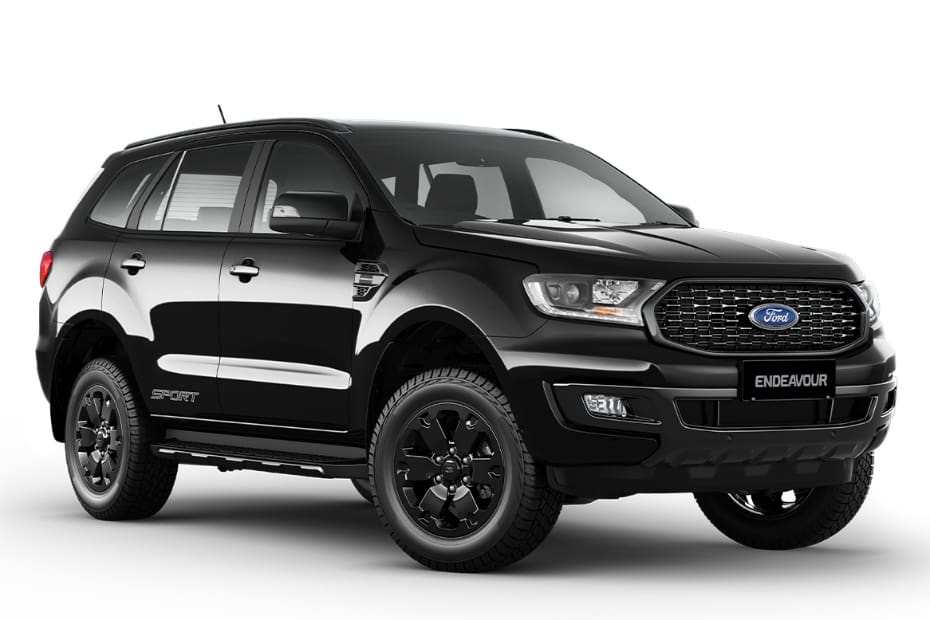 Ford Endeavour Sport Variant Launched At Rs 35.10 Lakh