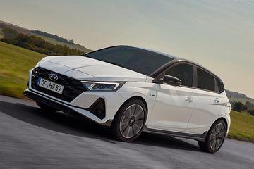Third-gen Hyundai i20 Gets Sportier-Looking N Line Trim