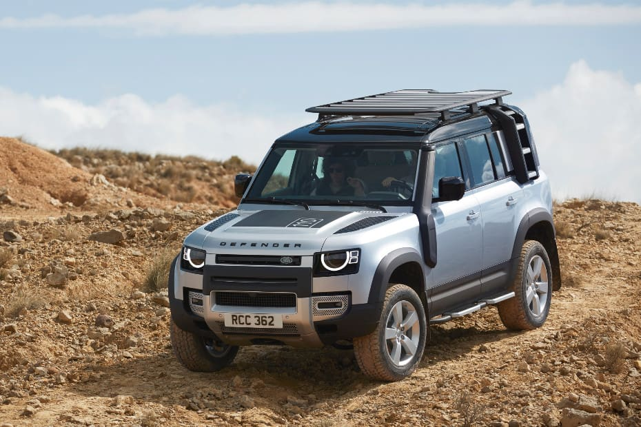 Land Rover Defender SUV Launched In India From Rs 73.98 Lakh