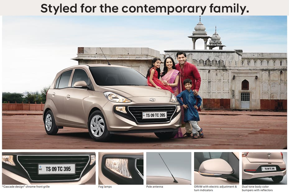 Hyundai Santro: A Smart Choice For Young First-time Car Buyers