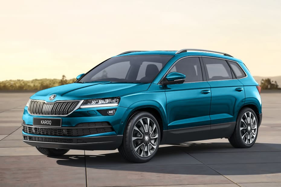 Skoda Karoq Sold Out For 2020