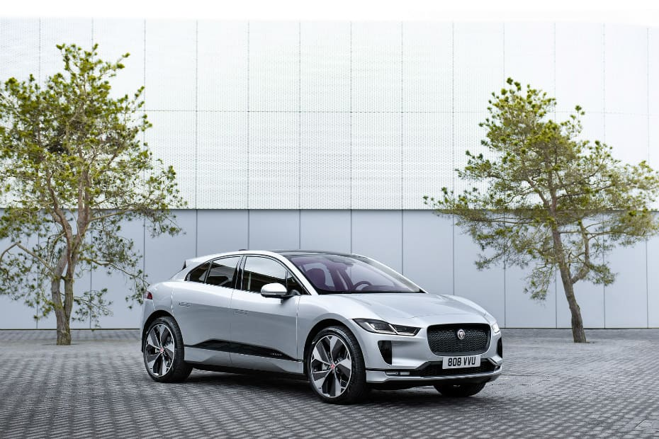Jaguar India Is Now Accepting Bookings For Its I-Pace Electric SUV