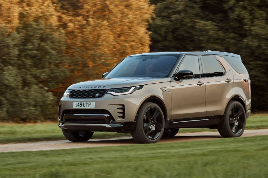2021 Land Rover Discovery Unveiled: Gets New Tech And Mild-Hybrid Engines