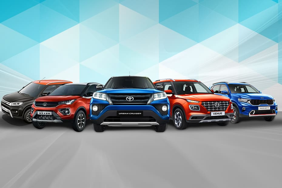 Maruti's Sub-4m SUV Beats Kia Sonet To Claim The Top Spot In October 2020 Sales Chart