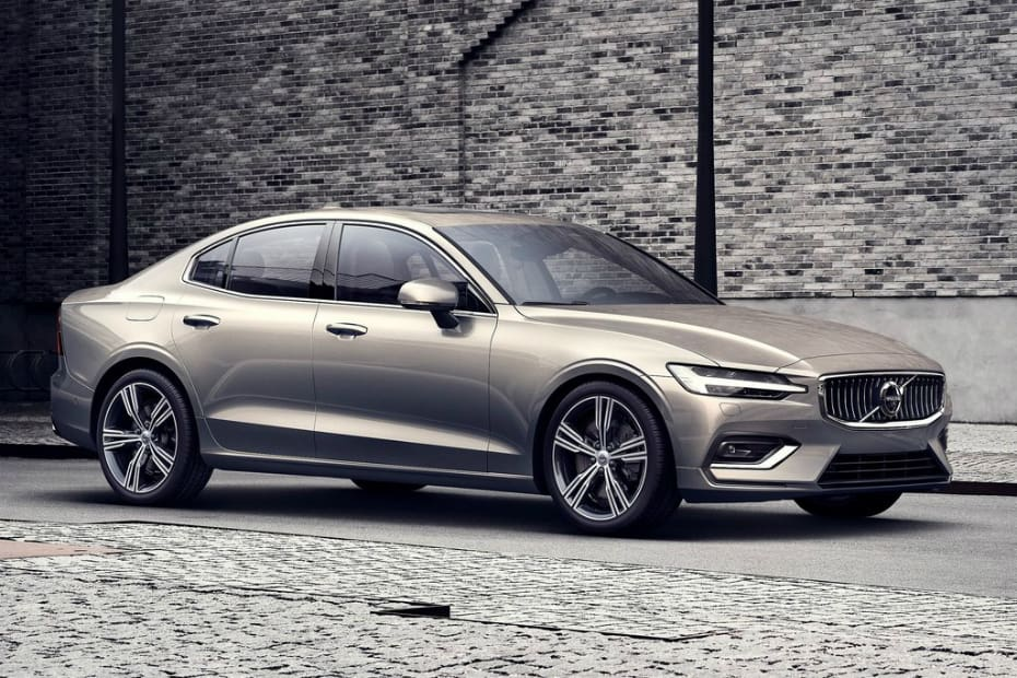India-spec Third-gen Volvo S60 Sedan Revealed Ahead Of Launch In First Half Of 2021