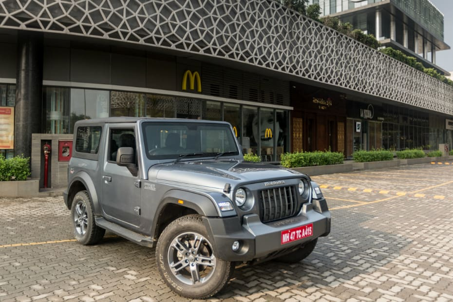 You Will Now Have To Wait Until May 2021 To Drive The Mahindra Thar Home