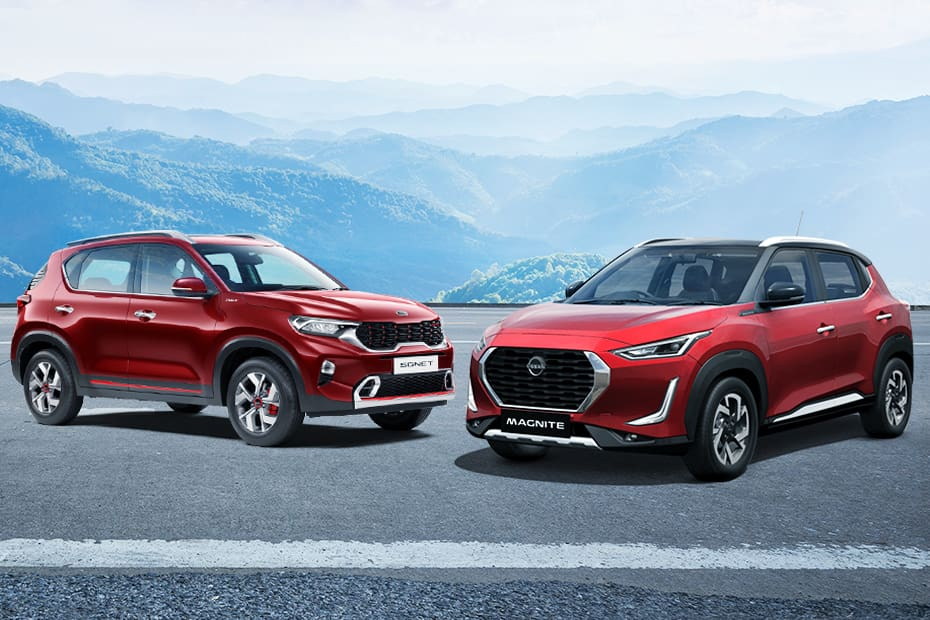 Nissan Magnite vs Kia Sonet: Which Sub-4m SUV To Buy?