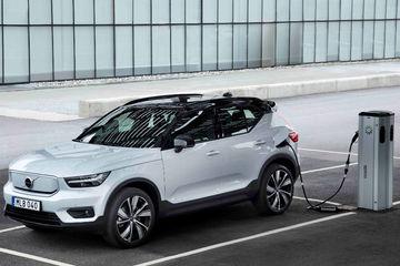 वोल्वो की पहली प्योर इलेक्ट्रिक कार भारत में 2021 में होगी लॉन्च