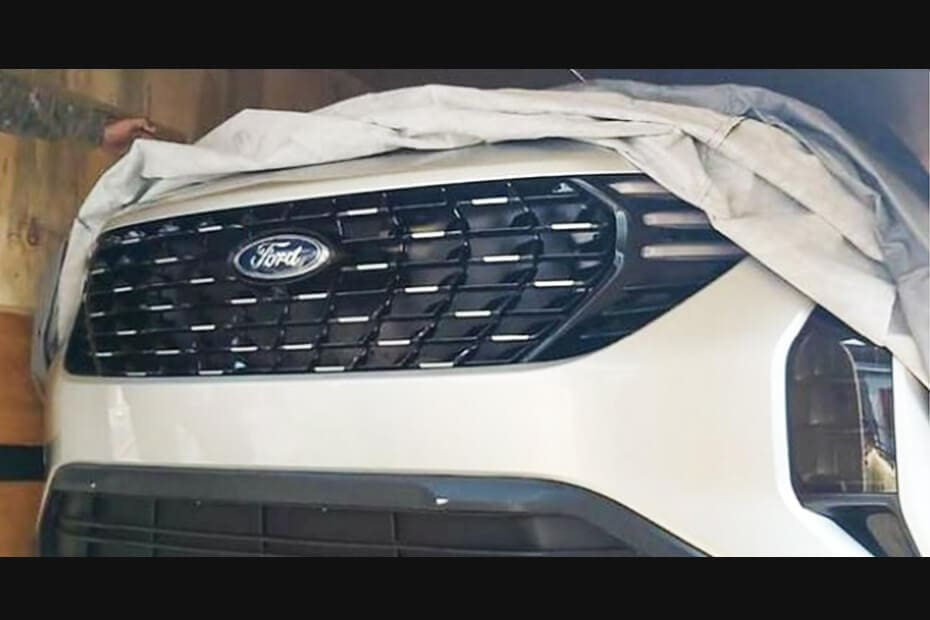 Is This The Ford SUV Based On Second-gen Mahindra XUV500?