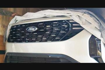 फोर्ड की नई एसयूवी कार की तस्वीरें हुईं लीक, महिंद्रा एक्सयूवी500 2021 पर बेस्ड हो सकती है ये गाड़ी