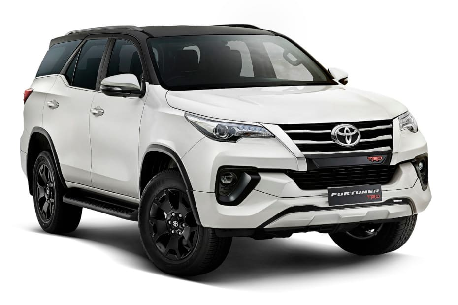 Toyota Fortuner TRD Limited Edition Discontinued In India