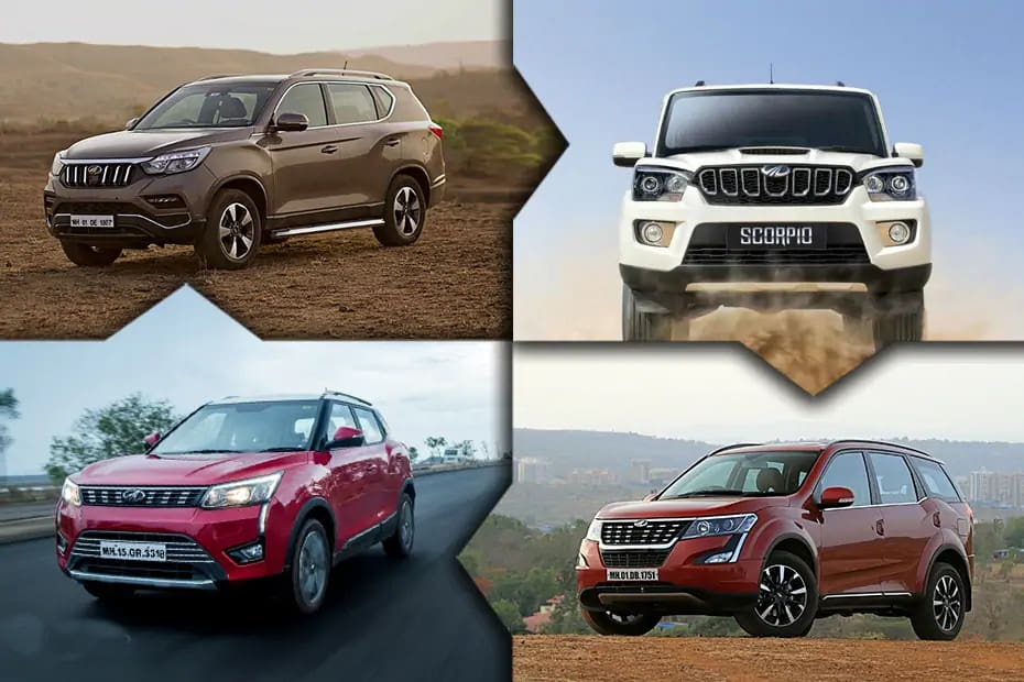 Benefits Of Up to Rs 3.06 Lakhs On Mahindra XUV300, XUV500, Scorpio, Bolero, Marazzo And Others For December 2020