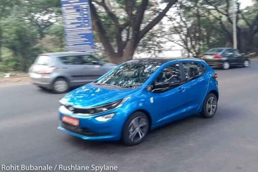 Tata Altroz Turbo-Petrol Spied Again, Will Get DCT To Rival 2020 Hyundai i20