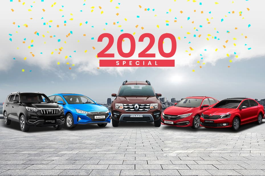 Top 10 Best Year-end Offers On Cars In December 2020 You Shouldn't Miss!