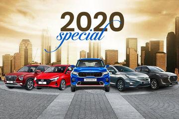 ये हैं 2020 में लॉन्च हुई 20 लाख रुपये तक की टॉप 10 कारें