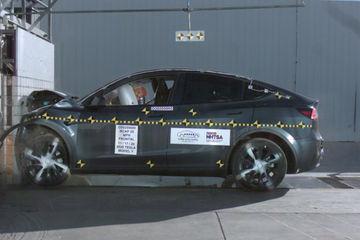 2021 टेस्ला मॉडल वाय एसयूवी को क्रैश टेस्ट में मिली 5-स्टार रेटिंग, भारत में लॉन्च हो सकती है ये कार