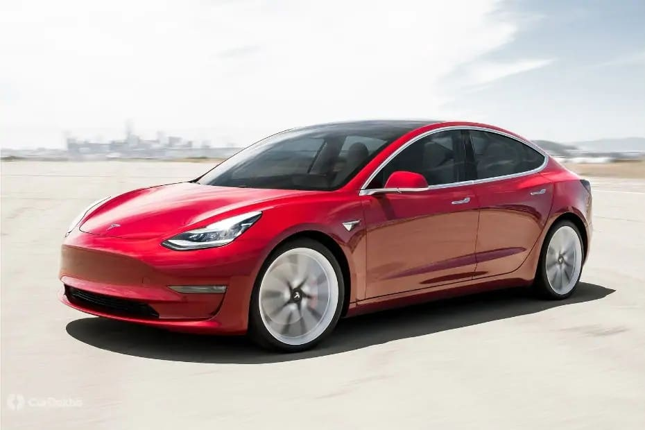 Here's All You Need To Know About The Tesla Model 3 Electric SUV Before It Enters India