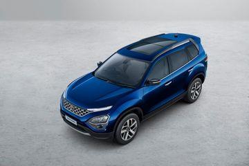 2021 Tata Safari Connected Car Features Leaked