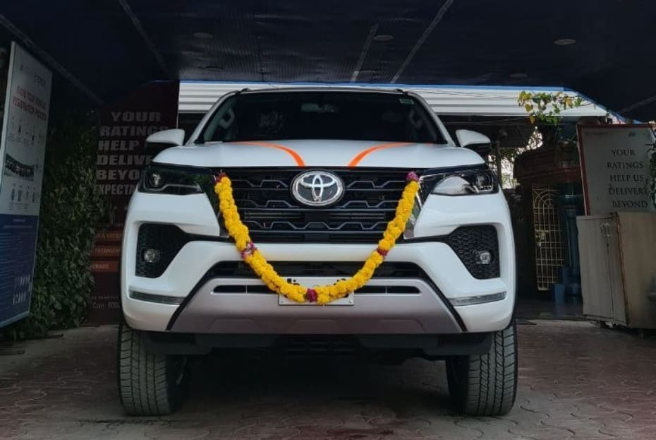 Deliveries Of The 2021 Toyota Fortuner Have Started In Most Cities