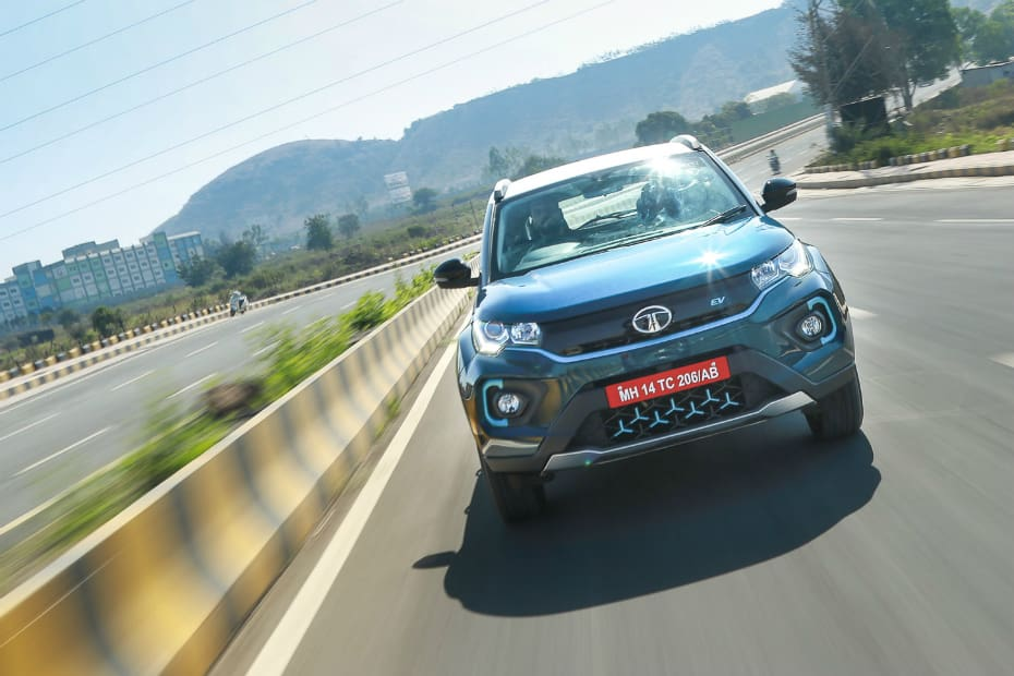 Tata's Electric Sub-4m SUV Gets Costlier By Rs 15,000