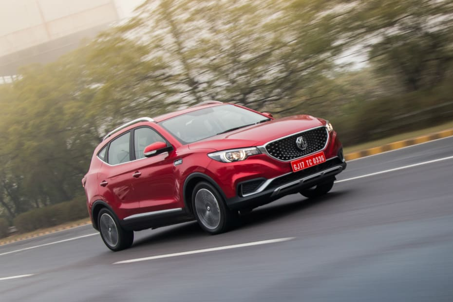 MG ZS EV Now Available On Subscription