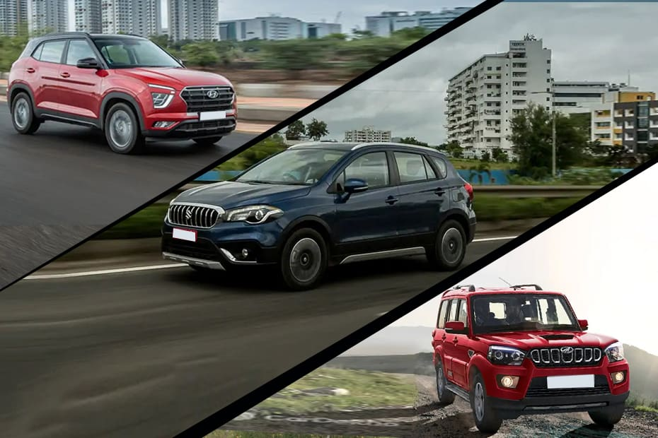 Hyundai Creta Continues To Be The Bestselling Compact SUV In January - Complete List