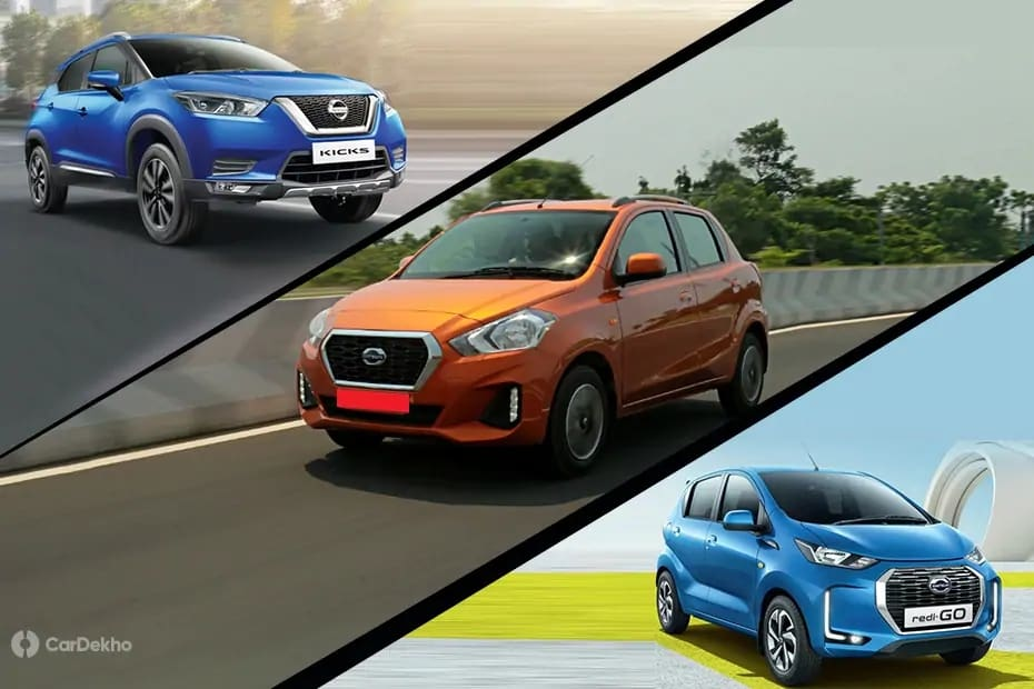 Nissan And Datsun Offering Discounts And Offers Of Up To Rs 95,000