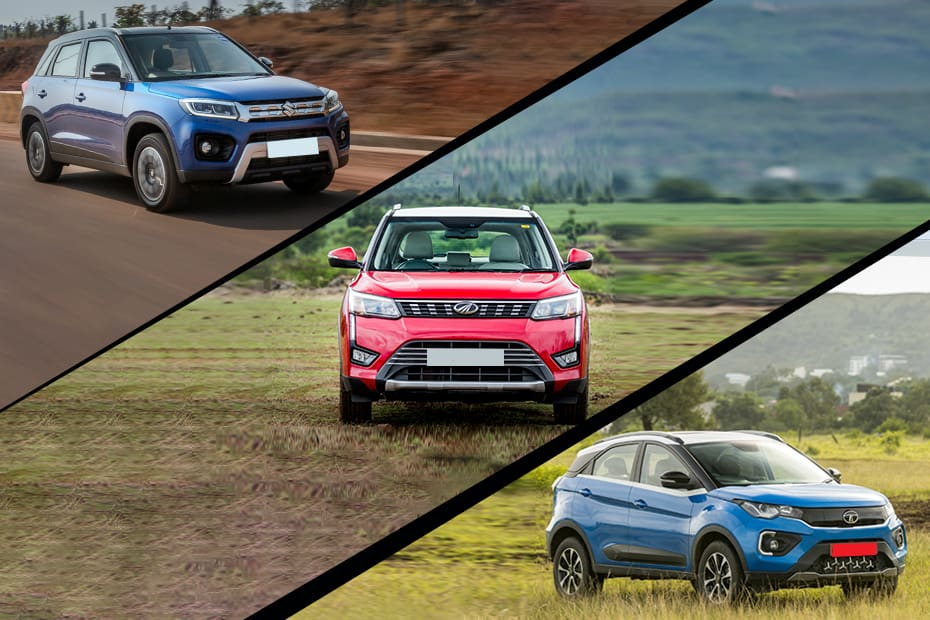 Benefits Of Up To Rs 44,500 On Sub-4m SUVs This February