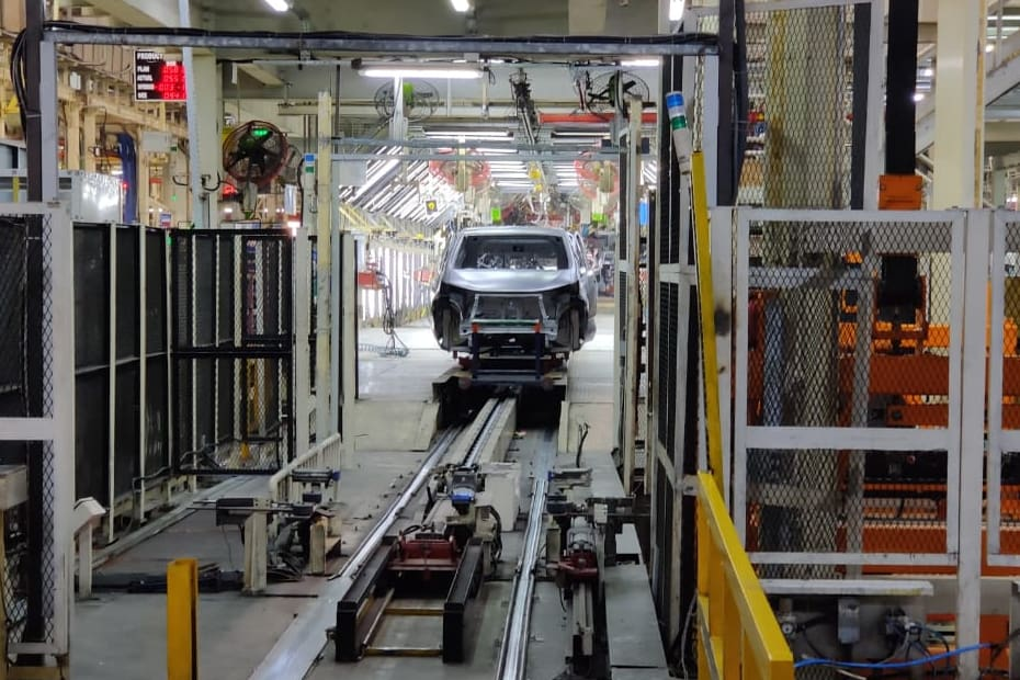 How A Car Is Made: A Step-by-Step Process