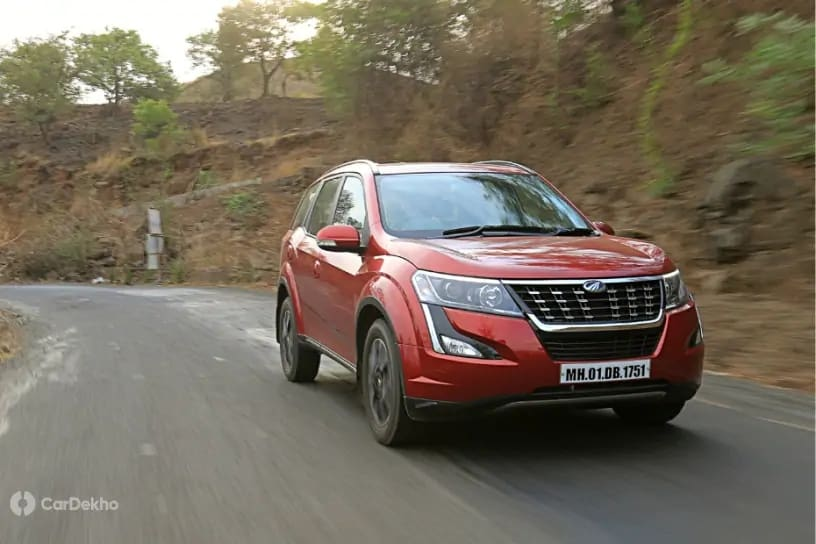 Base-Spec Mahindra XUV500 W5 Variant Bookings On Hold
