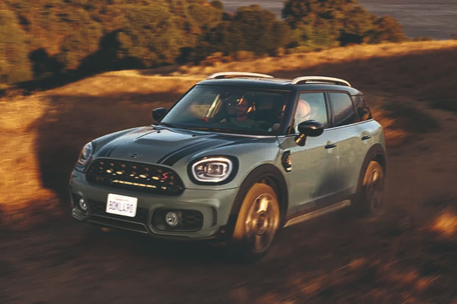Mini Brings The Facelifted Countryman Compact SUV To India