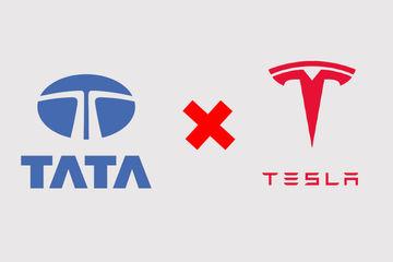 Tata Debunks Rumours Of Tesla Tie-up