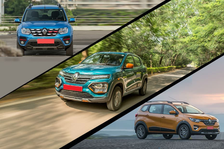 Save Up To Rs 75,000 On Renault Cars In March 2021