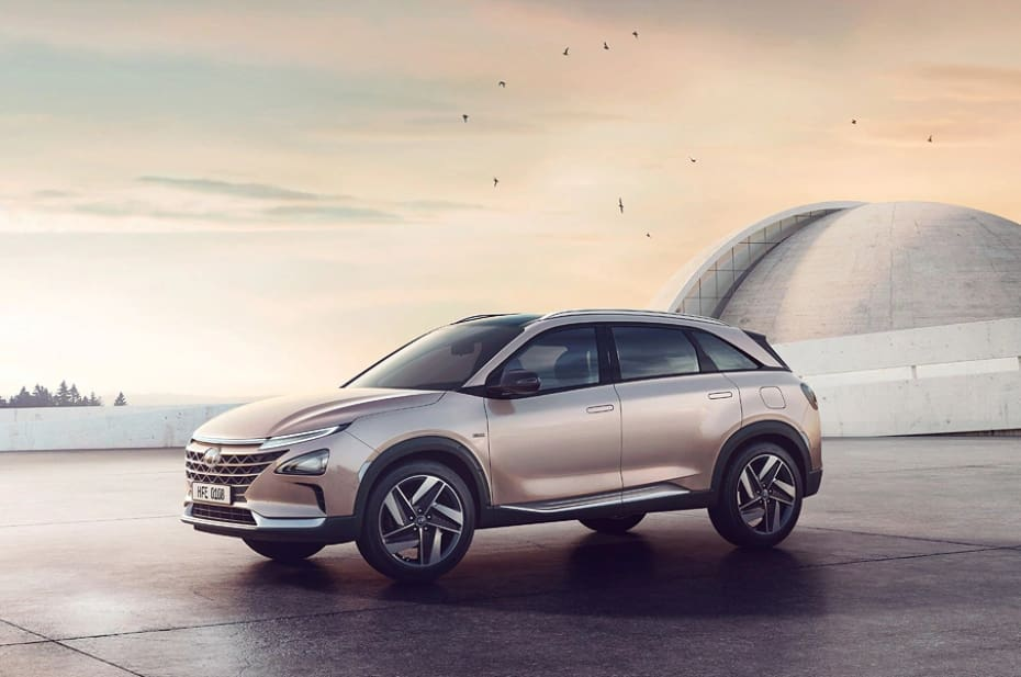 Hyundai's Nexo Electric SUV May Be India's First Hydrogen-powered Vehicle