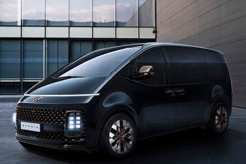 हुंडई स्टारिया एमपीवी के डिजाइन की नई जानकारी आई सामने, जानिए क्या मिलेगा इस कार में खास