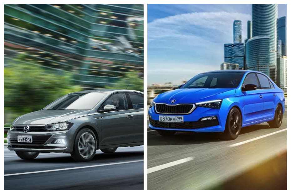 VW Vento And Skoda Rapid Successors To Get A 150PS Turbo-Petrol Engine Option