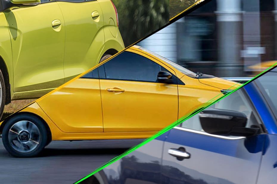 Top 15 Colourful Options Available With Cars Under Rs 30 Lakh