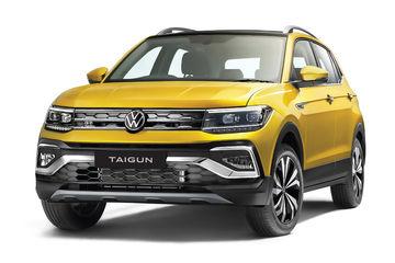 Volkswagen Taigun Revealed In Market-Ready Avatar. Launch Likely In July