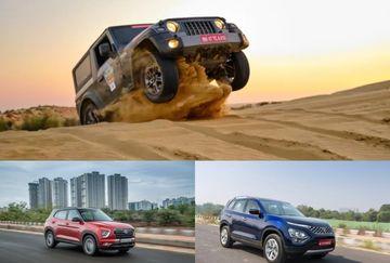 Top 10 Diesel Automatic Cars That You Can Buy - Hyundai Creta, Kia Sonet, Tata Harrier, Mahindra Thar, Honda Amaze And More