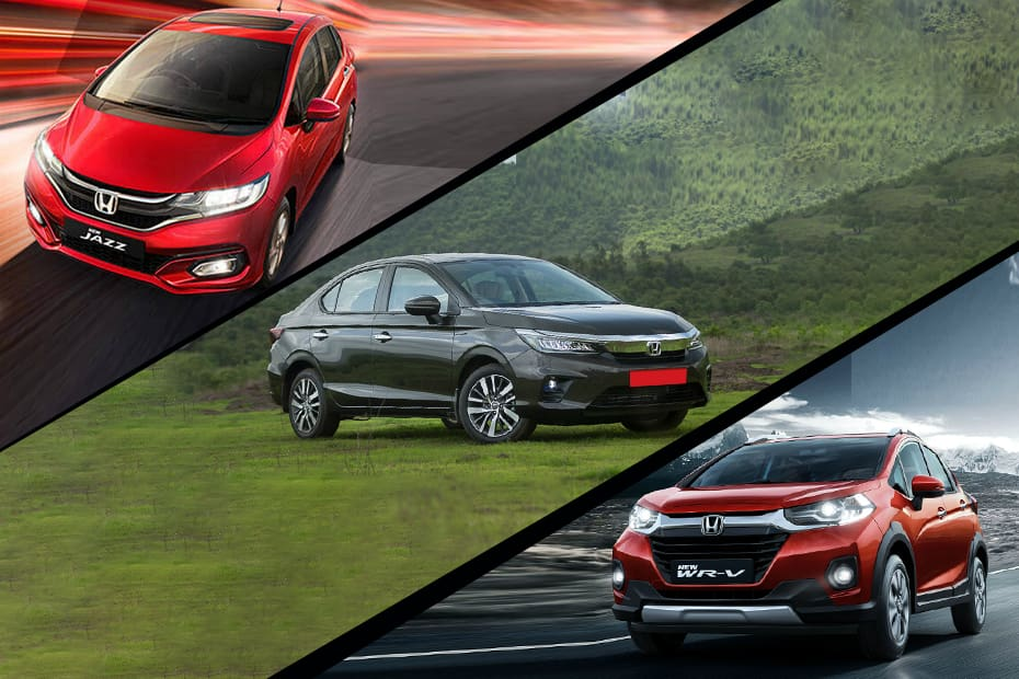 Honda Cars Pack Discounts Of Up To Rs 38,851 In April 2021