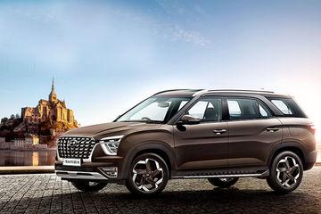 Hyundai's Three-row SUV Unveiled: Meet The Alcazar