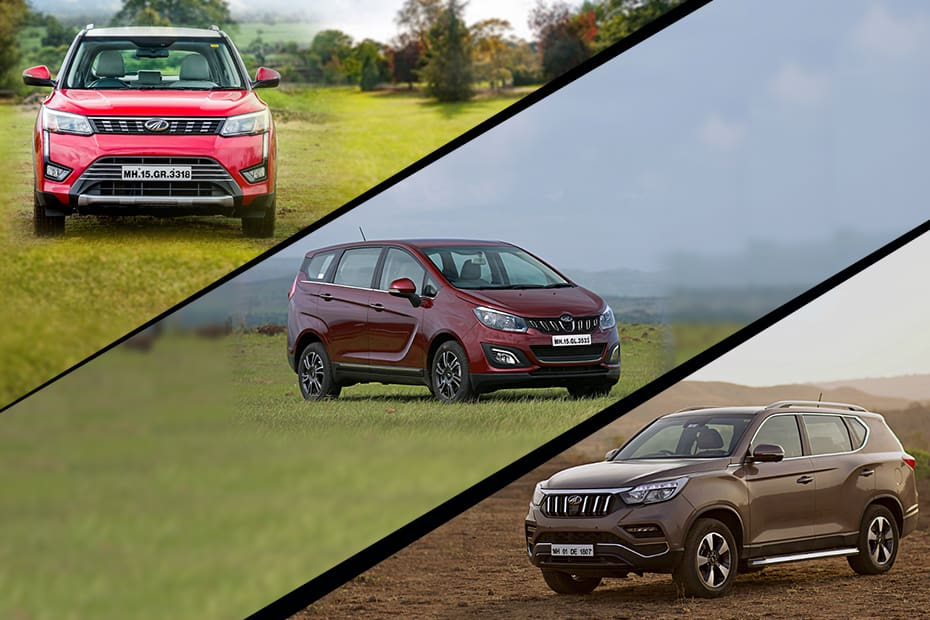Save Up To Rs 3.06 Lakh On Mahindra Cars In April 2021