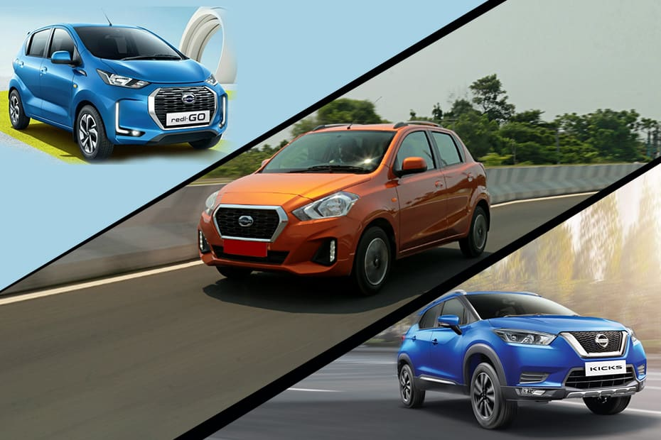 Nissan And Datsun Cars Get Benefits Of Up To Rs 80,000 This April