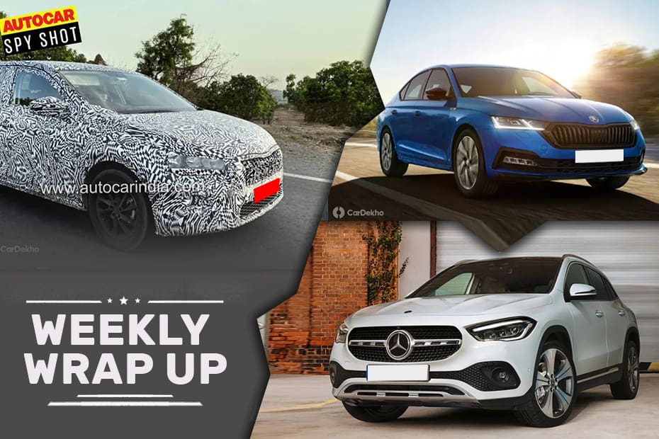 Car News That Mattered This Week : European-Spec Volkswagen Polo Facelift Revealed, 2021 Mercedes Benz GLA Launch Timeline Revealed, Toyota-Based Maruti Ciaz To Be Launched