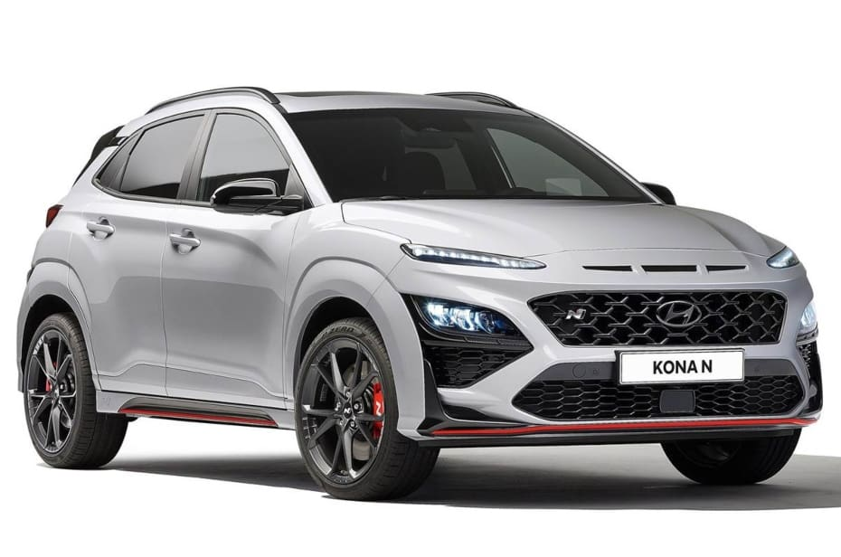 Here's The Hyundai Kona N: The Carmaker's First Performance-Focused SUV
