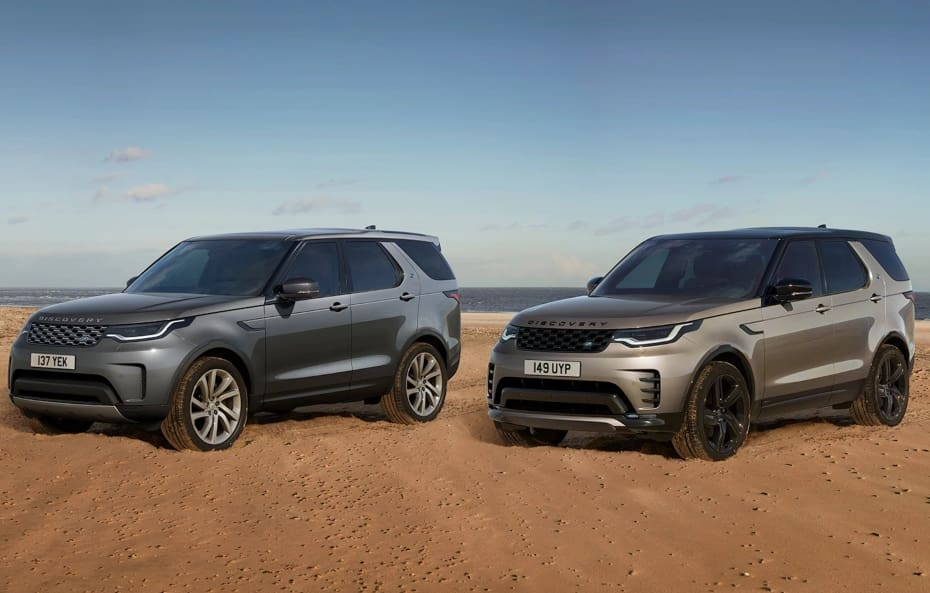 Land Rover Discovery Facelift Detailed Ahead Of Launch