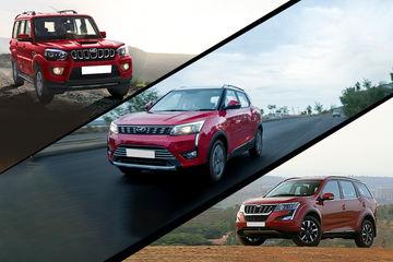 मई में महिंद्रा की एक्सयूवी300, एक्सयूवी500, बोलेरो, स्कॉर्पियो और अल्टुरस जी4 समेत इस कारों पर मिल रहा है 3.01 लाख रुपये तक का डिस्काउंट